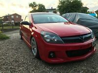 Astra Vxr fully forged 293bhp