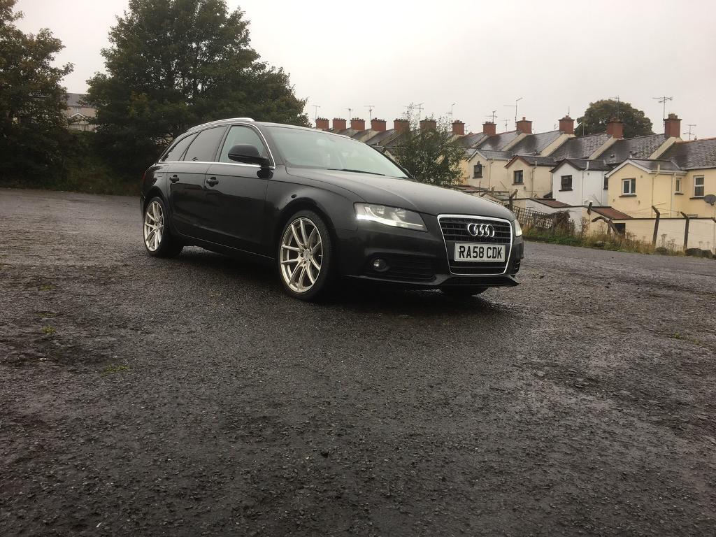 Audi A4 2009 cheap