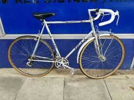 Falcon black diamond road racing bike