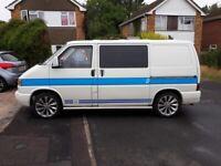 Vw t4 transporter campervan 1.9TD 2000