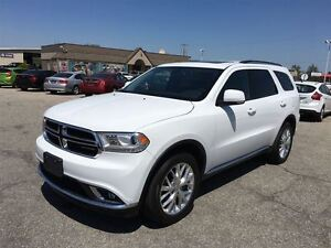 2016 Dodge Durango Limited/CARPROOF CLEAN/NAV/DVD/SEATS 7