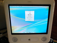 Collector's Item - eMac, 700MHz, 768MB RAM, 40GB HDD, OSX 10.3.9 (Reduced Price & Taking Offers)