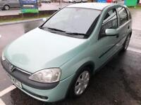 Vauxhall CORSA 1.4 petrol mot 2 keys service history alloy wheels