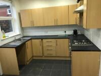 Used fitted kitchen and appliances