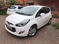 Hyundai IX20 in very good condition, one owner, full service history