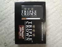 Triple Crown E-cigarette starter kit
