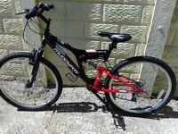 """muddy fox mountain bike ,26"""""""