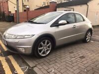 Honda Civic 2006 cdti, Full Honda history, 5 door, 12 months MOT. Cheap reliable car