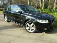 VOLVO V50 2.0D SPORT**R-DESIGN**200958'REG**FSH**HUGE SPEC**NEW SHAPE**PRISTINE CONDITION#V70#ESTATE