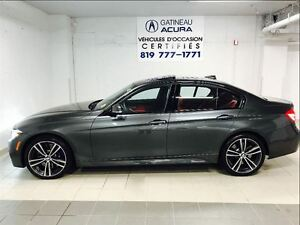 2016 BMW 3 Series 340i xDRIVE M PACKAGE GPS
