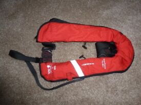 Two Life Jackets