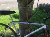 Townsend Manhattan hybrid bike