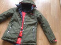 New Nevica women's ski coat size 8
