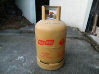 Empty Flo Gas 12kg butane bottles