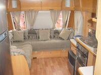 2009 Compass rallye 650 4 berth caravan