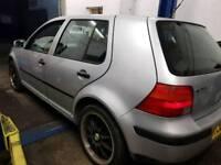 VW Golf 1.9 TDI clean car QUICK SALE