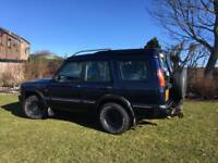 Land Rover discovery 2. Spares or Repair