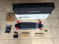 Inboard M1 Electric Motorised Hub Skateboard Longboard 1 Year Inboard Warranty