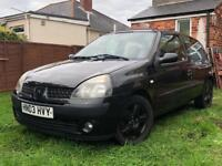 Renault Clio 1.2 16v (Please Read Description)