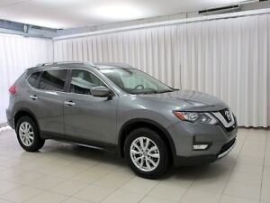2017 Nissan Rogue WOW! WHAT MORE DO YOU NEED!? SV AWD SUV w/ HEA