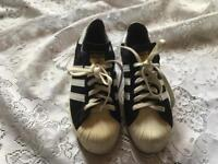 Adidas men's trainers size 7 used good condition £6