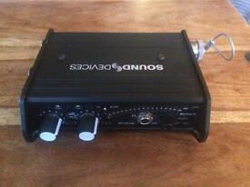 Sound Devices Mix Pre D