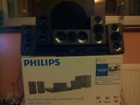 Philips HTB 3510 blue ray/DVD home cinema 1000w surround system