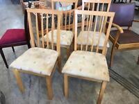 4 dinning chair