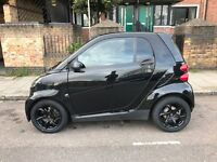 All Black Smart Car. Low mileage.
