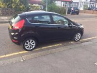 FORD FIESTA 2011 (60) 1.4 ZETEC LOW MILEAGE AND IN IMMACULATE CONDITION