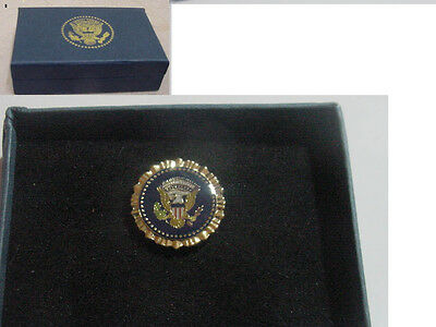 presidential George W Bush west wing lapel pin