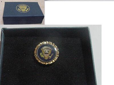 presidential George W Bush west wing lapel pin