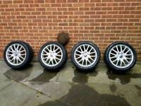 Vw mk5 golf Alloys 17 inch