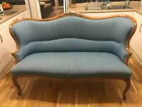 1950s two seater sofa