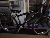 FALCON BLACK BICYCLE
