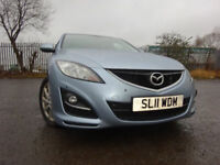 011 MAZDA 6 TS2 DIESEL 2.2 ESTATE,MOT DEC 018,2 OWNERS FROM NEW,PART HISTORY,2 KEYS,STUNNING EXAMPLE