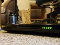 DVD PLAYER LG DVX640
