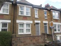 Newly refurbished three double bedroom terraced house located 10 minutes walk of Raynes Park station