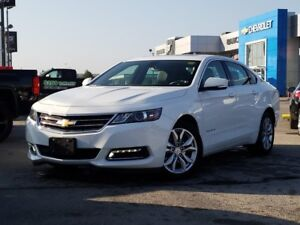 2018 Chevrolet Impala 1LT LT 1LT, LEATHER, SUNROOF, NO ACCIDENTS