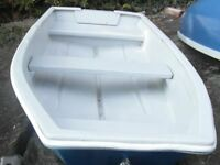 Dinghy Boat Tender for Fishing , or for fun on Lakes Rivers or Sea