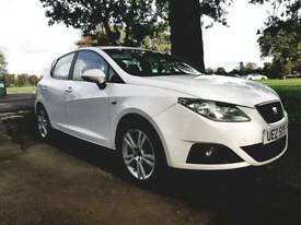 BEAUTIFUL SEAT IBIZA*FULL MOT& SERVICE HISTORY* fiesta corsa mini polo fabia swift leon 207