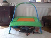 Todler trampoline