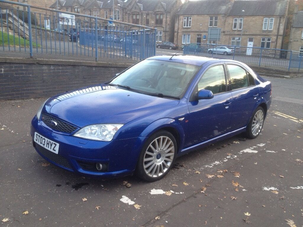 ford mondeo st st220 2003 225bhp model sell or swap for diesel or any car in general in. Black Bedroom Furniture Sets. Home Design Ideas