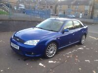 Ford Mondeo st st220 2003, 225bhp model, sell or swap for diesel, honda, type r