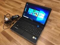 Brand new Fujitsu intel pentium 2.20ghz 4gb ram 750gb hdd windows 10 laptop