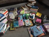 Book bundle . 75 books