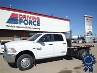 2014 Ram 3500 SLT Flat Deck Truck Ready To Move HEAVY PAYLOAD
