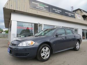 2009 Chevrolet Impala 1 owner, loaded,certified