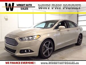 2015 Ford Fusion SE| LEATHER| SUNROOF| SYNC| 73,979KMS