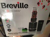 Breville pro active blender